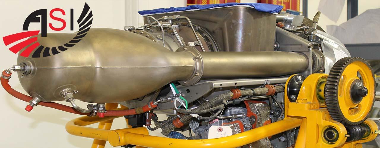 Rolls-Royce 250-C47M Gas Turbine Engine