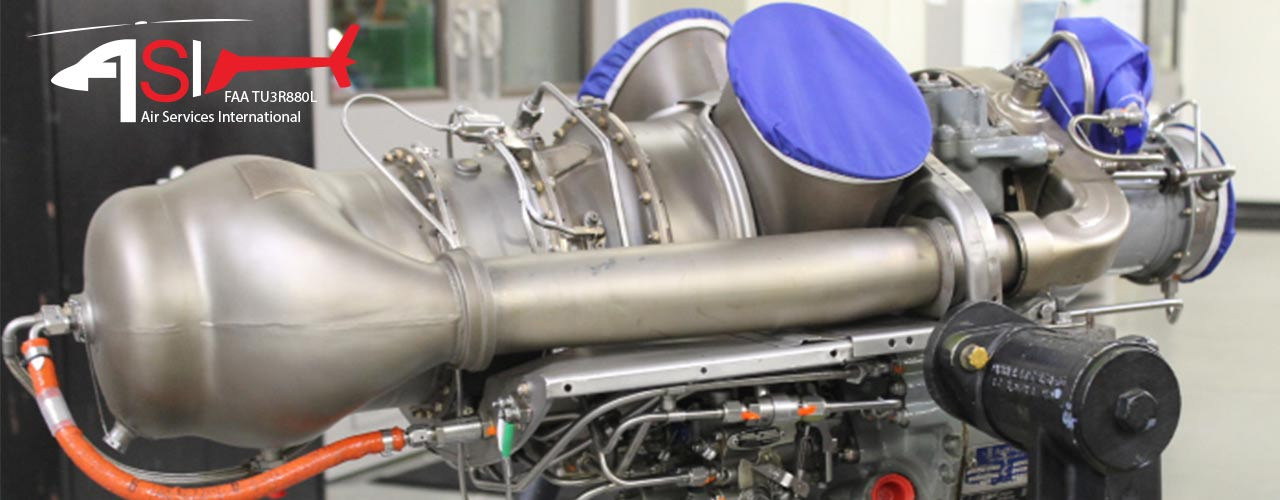 Rolls-Royce 250-C20B Engine, Serial Number CAE-270922